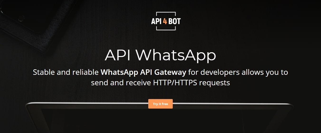 WhatsApp API | Send and receive messages, WhatsApp Gateway for Business